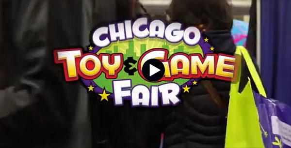 Chicago Toy & Game Fair - November 18th - 19th, 2017!