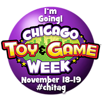 I'm Going to Chicago Toy and Game Week this November! (ChiTAG)